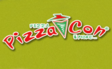 Pizza Con  logo