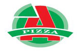 Alfa Pizza  logo