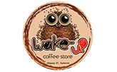 Wake Up Coffee Store  logo