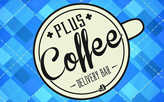 Plus Coffee  logo