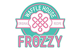 Frozzy Waffle House  logo