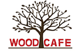 Wood Cafe  logo