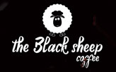 The black sheep  logo