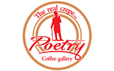 Poetry Coffee Gallery  logo