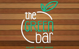 The Green Bar  logo