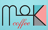 Mok Coffee  logo