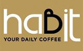 Habit Your Daily Coffee  logo