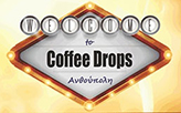 Coffee Drops  logo