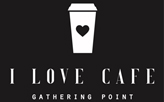I Love Cafe  logo