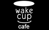 Wake Cup Cafe  logo