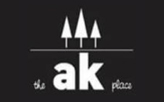 The AK place  logo