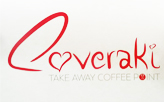 Loveraki Take Away Coffee Point  logo