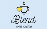 Blend Coffee Roastery  logo
