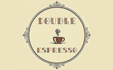 Double Espresso Cafe  logo