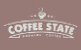 Coffee State  logo