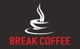 Break Coffee  logo