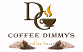 Dimmys Cafe  logo