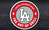 L.A The Art of Grill  logo