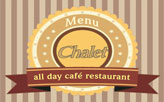 Chalet all day cafe restaurant  logo