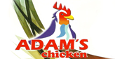 Adam's chicken  logo