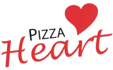 Pizza Heart  logo