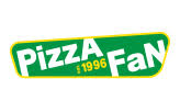 Pizza Fan  logo