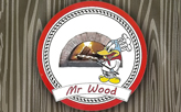 Mr Wood  logo