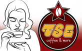 Tse Coffee and More  logo
