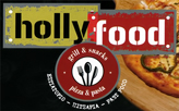 Holly Food  logo